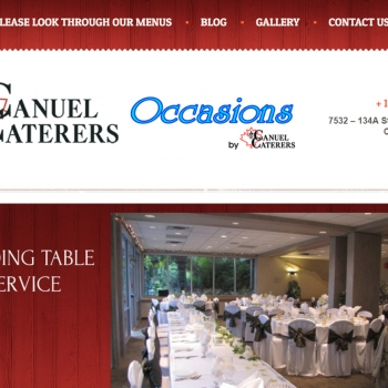Canuel Caterers